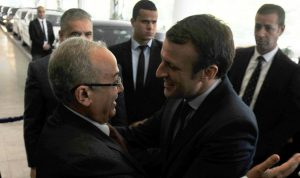 Macron decolonisation