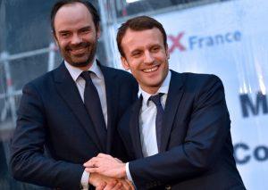 Edouard Pilippe-Macron