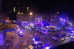 attentat mosquee Londres
