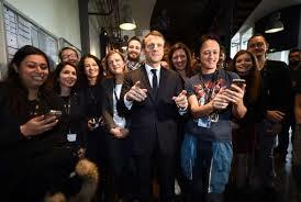 Macron-quartiers