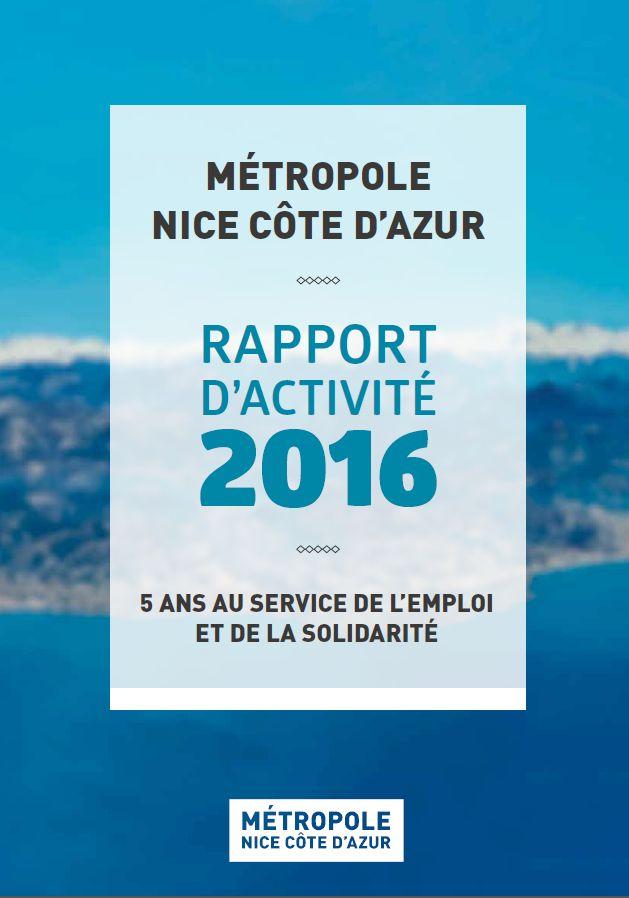 Rapport activite NCA 2016